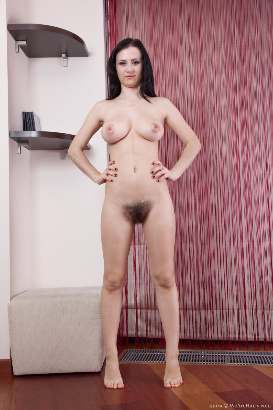 Nude hairy ukrainian women